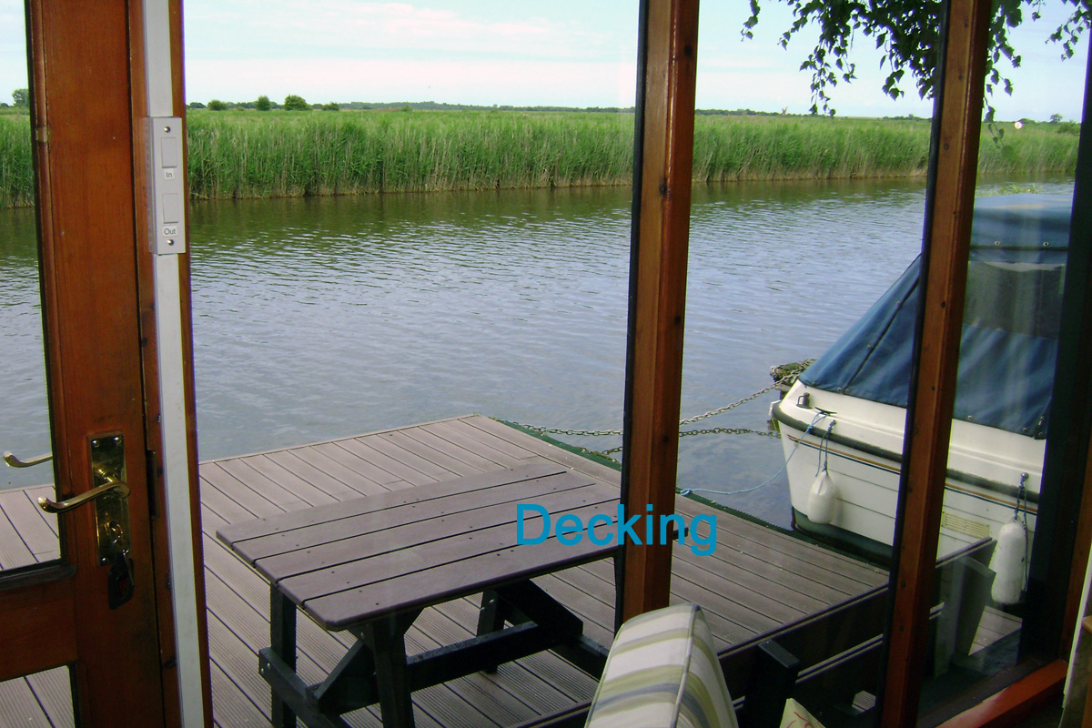 Photo of Moonriver decking