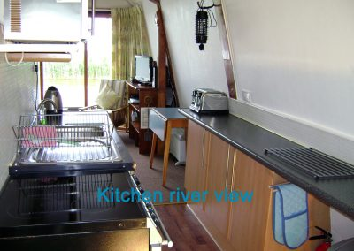 Photo of Moonriver's kitchen