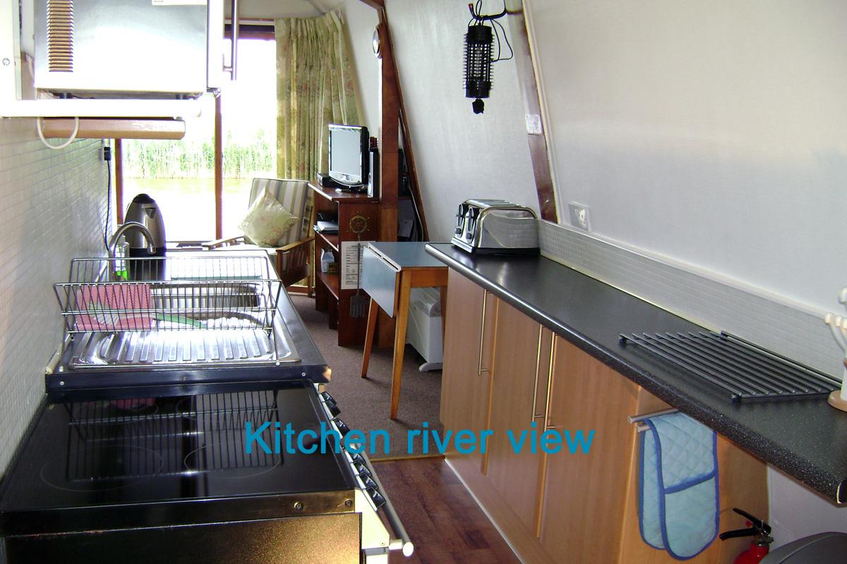 Photo of Moonriver's kitchen